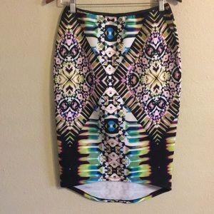 Bisou bisou medium skirt medium
